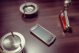 Vertu Phone - Obrázkek zdarma pro Nokia Asha 205