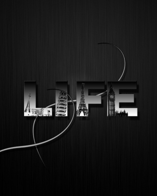 Life - Obrázkek zdarma pro Nokia C2-02