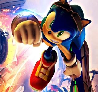 Super Sonic - Obrázkek zdarma pro 128x128