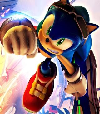 Super Sonic - Obrázkek zdarma pro iPhone 3G