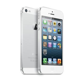 New White iPhone 5 - Obrázkek zdarma pro 208x208
