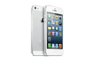 New White iPhone 5 - Fondos de pantalla gratis para Sony Ericsson XPERIA PLAY