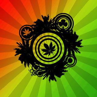 Marijuana - Obrázkek zdarma pro iPad 2