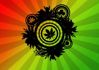 Marijuana - Obrázkek zdarma pro HTC Desire HD