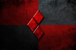 Red Rhombus Wallpaper for Android, iPhone and iPad