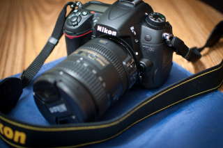 Nikon D7000 Background for Android, iPhone and iPad