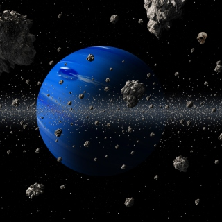 Blue Planet - Obrázkek zdarma pro iPad 3