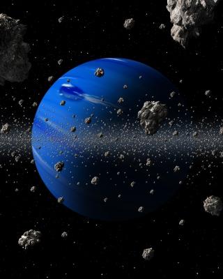 Blue Planet - Obrázkek zdarma pro 480x854