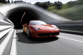 Картинка Ferrari 458 Italia на андроид