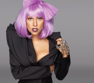 Lady Gaga Crazy Style - Obrázkek zdarma pro iPad 2