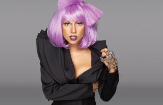 Lady Gaga Crazy Style - Obrázkek zdarma pro Samsung Galaxy Q