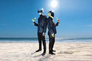 Daft Punk - Obrázkek zdarma pro Samsung Galaxy A
