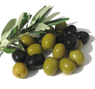 Olives - Obrázkek zdarma pro iPad