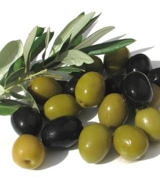 Olives - Obrázkek zdarma pro iPhone 5C