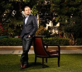 Leonardo DiCaprio - Obrázkek zdarma pro iPad 3