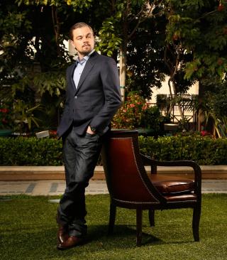 Leonardo DiCaprio - Obrázkek zdarma pro Nokia 206 Asha