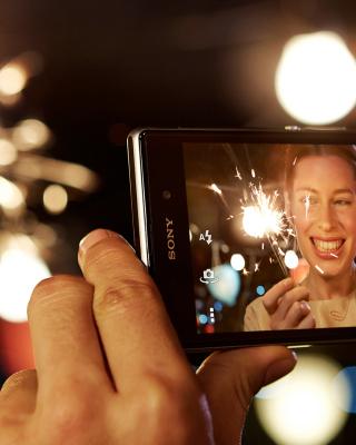 Sony Xperia Z1 - Obrázkek zdarma pro Nokia Asha 502