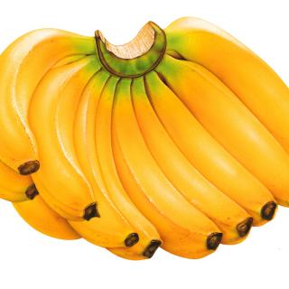 Sweet Bananas - Obrázkek zdarma pro 320x320