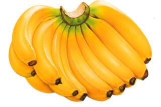 Sweet Bananas - Obrázkek zdarma pro 1280x1024