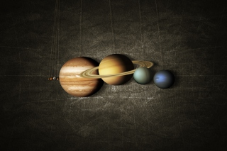 Planets Wallpaper for Android, iPhone and iPad
