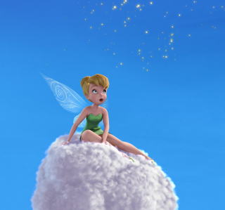 Tinker Bell - Obrázkek zdarma pro iPad mini