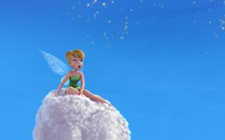 Tinker Bell - Obrázkek zdarma pro 480x400