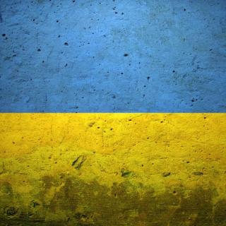 Ukraine Flag - Obrázkek zdarma pro 128x128