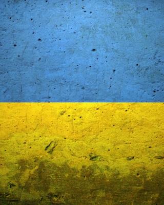Ukraine Flag - Obrázkek zdarma pro Nokia Asha 300