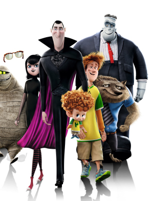 Hotel Transylvania 2 Background for LG 230 Simple Flip