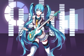 Hatsune Miku Wallpaper for Android, iPhone and iPad