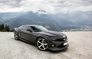 Free Chevrolet Camaro Ss Picture for Android, iPhone and iPad