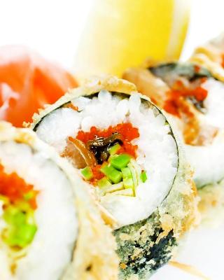 Sushi - Obrázkek zdarma pro Nokia 5800 XpressMusic