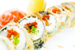 Sushi Wallpaper for Android, iPhone and iPad