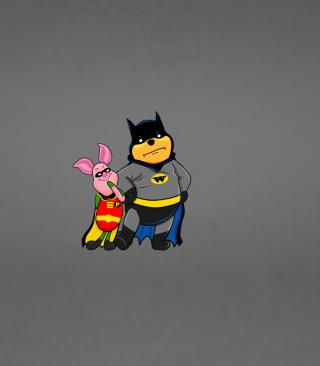 Batman And Robin - Obrázkek zdarma pro Nokia Lumia 810