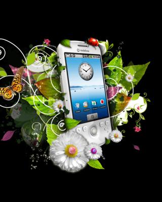 Htc Wallpaper - Obrázkek zdarma pro Nokia Lumia 610