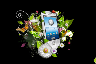 Htc Wallpaper - Obrázkek zdarma pro Samsung T879 Galaxy Note