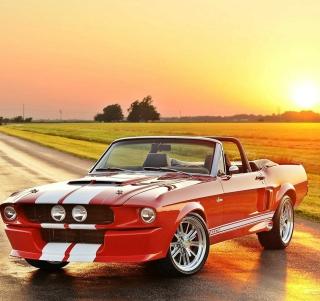1965 Ford Mustang Convertible - Obrázkek zdarma pro 2048x2048