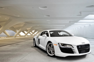 Free Audi R8 Picture for Android, iPhone and iPad