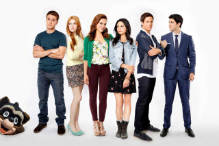 Happyland MTV TV Series Wallpaper for Android, iPhone and iPad