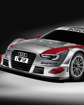 Audi A5 Sports Rally Car - Obrázkek zdarma pro Nokia Asha 202