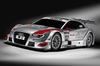 Audi A5 Sports Rally Car - Obrázkek zdarma pro Widescreen Desktop PC 1920x1080 Full HD