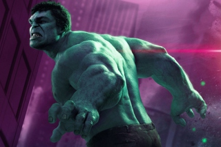 Free Hulk - The Avengers 2012 Picture for Android, iPhone and iPad