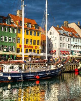 Copenhagen - Obrázkek zdarma pro Nokia Asha 305
