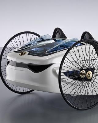 Mercedes Benz F Cell Roadster - Obrázkek zdarma pro Nokia C3-01 Gold Edition