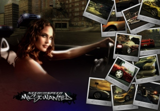 Need for Speed Most Wanted - Obrázkek zdarma pro Sony Tablet S