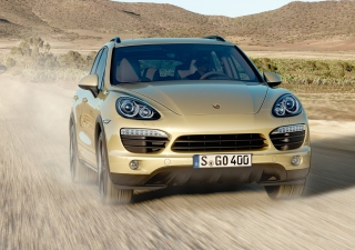 Free Porsche Cayenne Picture for Android, iPhone and iPad