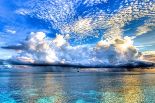 Amazing Oceanscape Picture for Android, iPhone and iPad