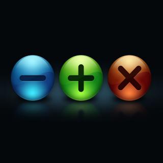 Math Formulas - Obrázkek zdarma pro iPad mini