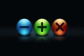 Math Formulas - Obrázkek zdarma pro Widescreen Desktop PC 1440x900