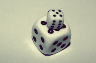 Dice Wallpaper for Android, iPhone and iPad